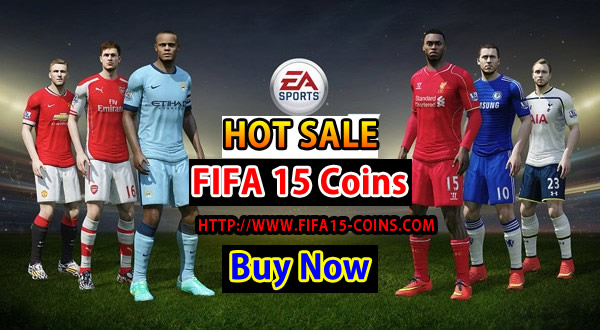 HOT SALE FIFA 15 COINS