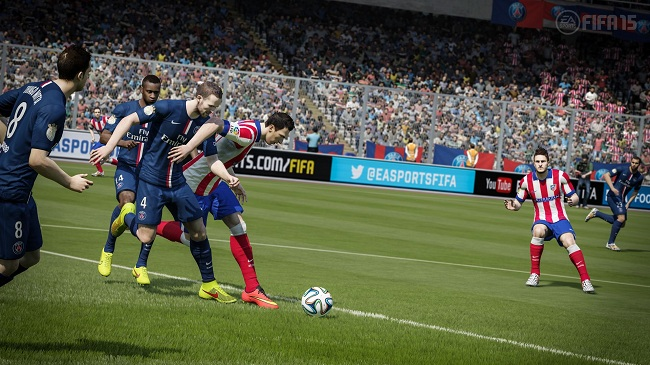 £14.99, FIFA 15 on PC