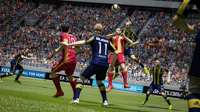 What do you think about FIFA 15 Ultimate Team update