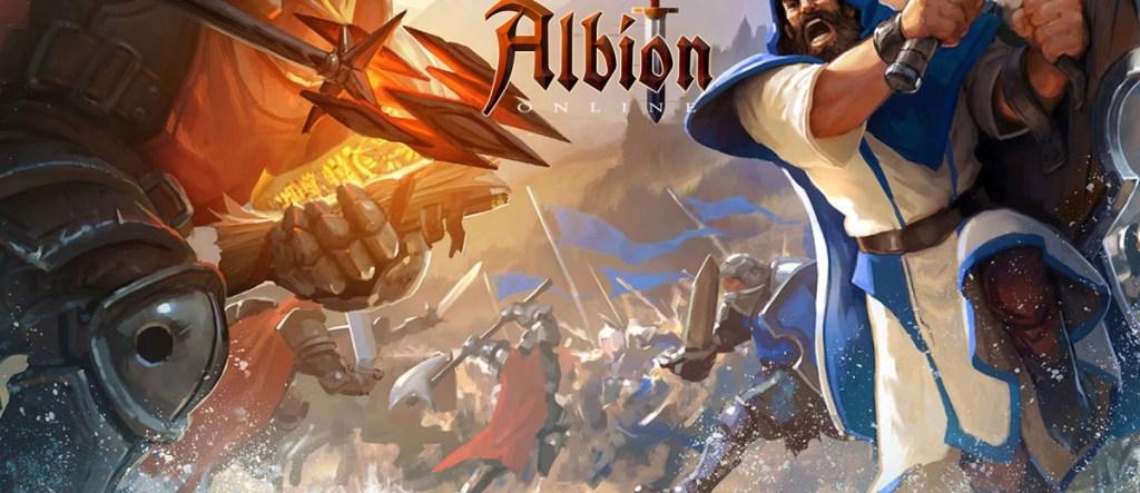 Albion-Online-con-logo