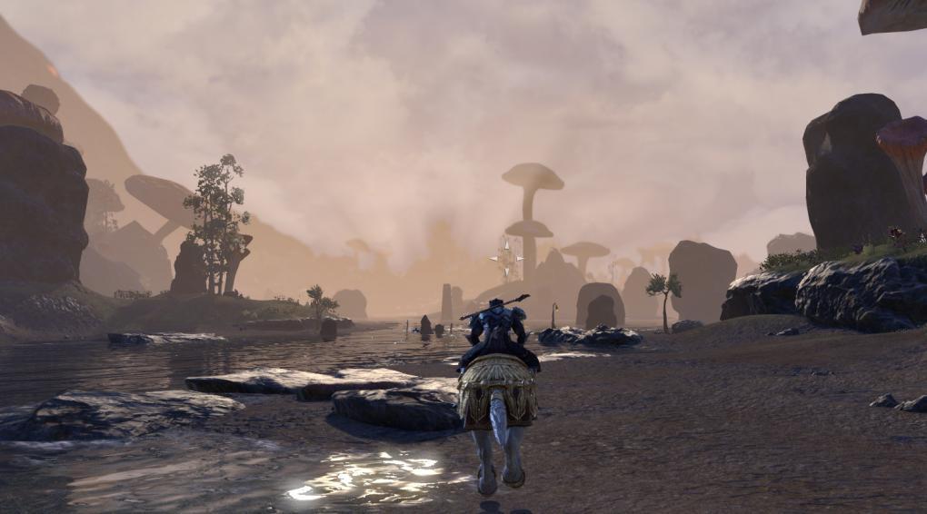 TESO-Morrowind