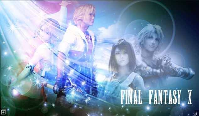 New Album to Honer Classic Final Fantasy X